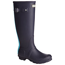 Buy Hunter Original Tall Wellington Boots, Blue Online at johnlewis.com