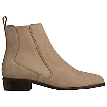 Buy L.K. Bennett Brenda Nubuck Leather Chelsea Boots Online at johnlewis.com