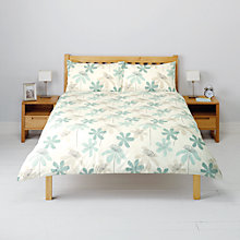Buy John Lewis Passionflower Duvet Cover and Pillowcase Set Online at johnlewis.com
