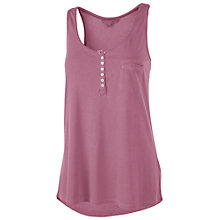 Buy Fat Face Henley Tank Top Online at johnlewis.com
