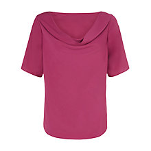 Buy Jacques Vert Essential Cowl Neck Blouse Online at johnlewis.com