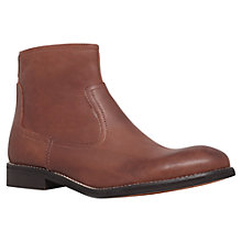 Buy KG by Kurt Geiger Beech Boots, Tan Online at johnlewis.com