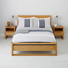 Buy John Lewis Saunton Seersucker Striped Bedding Online at johnlewis.com