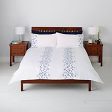 Buy John Lewis Joanna Floral Embroidered Bedding Online at johnlewis.com