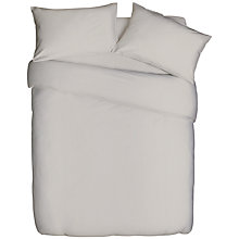 Buy House by John Lewis Switchit Textured Duvet Cover Online at johnlewis.com