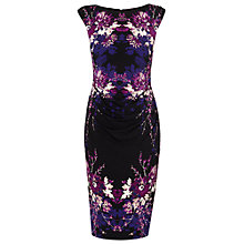 Buy Phase Eight Nadine Printed Dress, Multi Online at johnlewis.com