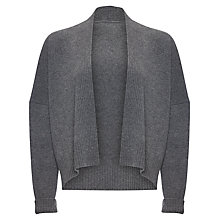 Buy Jaeger Chuck On Cashmere Cardigan Online at johnlewis.com