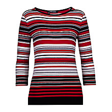 Buy Betty Barclay Stripe Tee Online at johnlewis.com