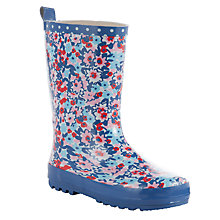 Buy John Lewis Ditsy Floral Wellington Boots Online at johnlewis.com