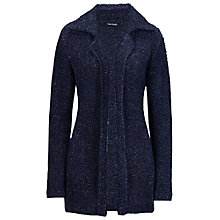 Buy Betty Barclay Tweed Effect Jacket, Blue Online at johnlewis.com
