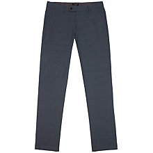 Buy Ted Baker Sanslim Brushed Cotton Trousers Online at johnlewis.com