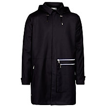 Buy Pret Pour Partir Gaston Cen Raincoat, Black Online at johnlewis.com