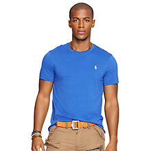 Buy Polo Ralph Lauren Custom-Fit T-Shirt Online at johnlewis.com
