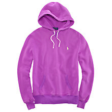 Buy Polo Ralph Lauren Pocket Hoodie Online at johnlewis.com