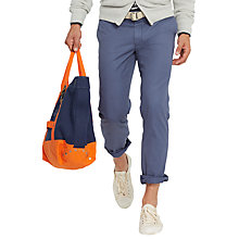Buy Polo Ralph Lauren Hudson Straight Chinos, Blueberry Online at johnlewis.com