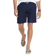 Buy Polo Ralph Lauren Newport Chino Shorts, Aviator Navy Online at johnlewis.com