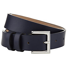 Buy Hobbs Merton Belt, Navy Online at johnlewis.com