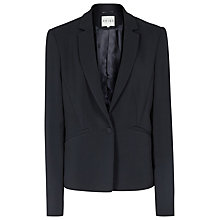 Buy Reiss Maizzy Relaxed Jacket, Indigo Online at johnlewis.com