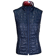 Buy Betty Barclay Quilted Gilet, Night Sky Online at johnlewis.com