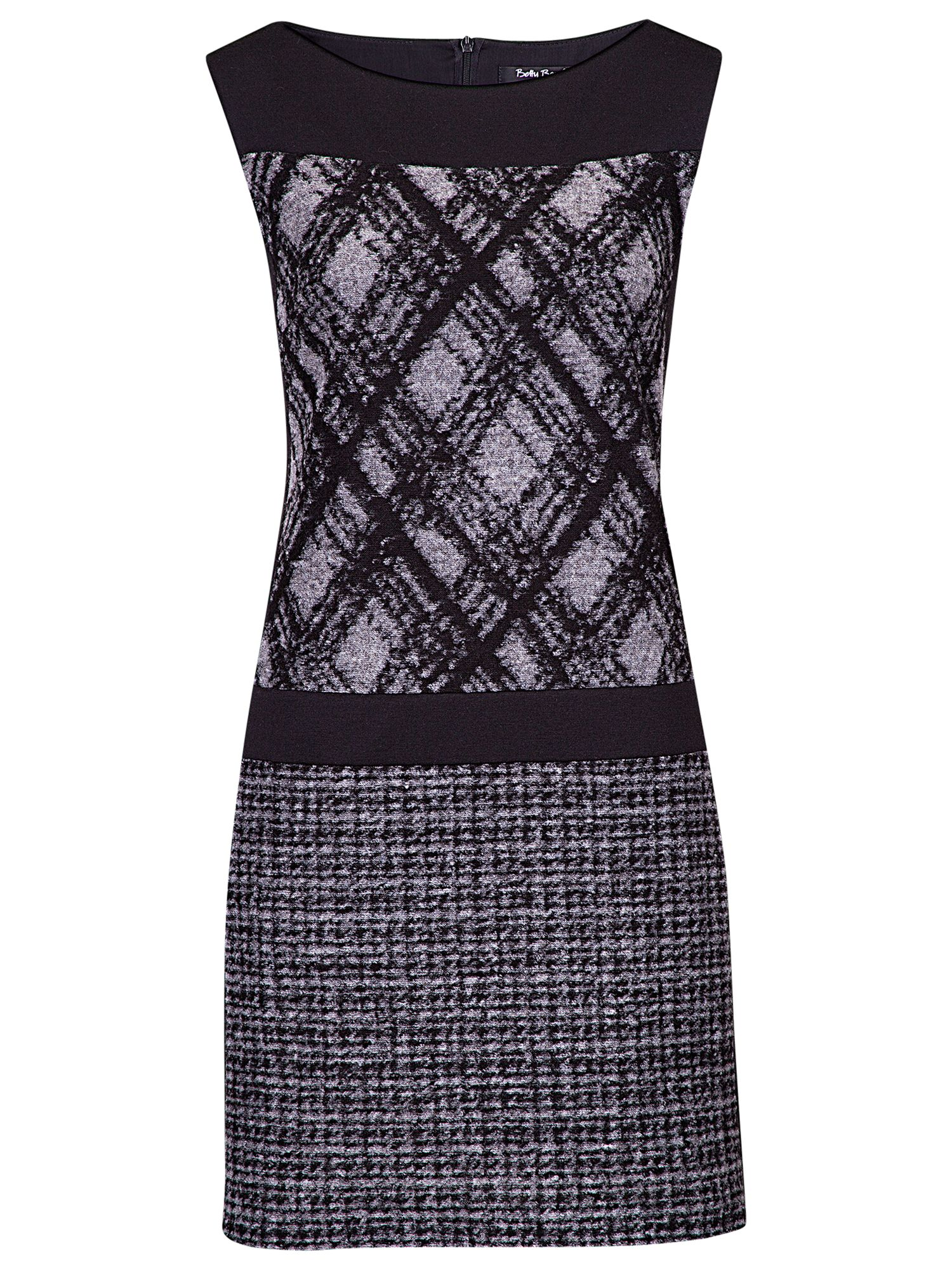 betty barclay shift check dress black, betty, barclay, shift, check, dress, black, betty barclay, 18|16|20, clearance, womenswear offers, womens dresses offers, women, plus size, inactive womenswear, new reductions, womens dresses, special offers, 1613597
