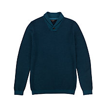 Buy Ted Baker Catcott Shawl Neck Jumper Online at johnlewis.com
