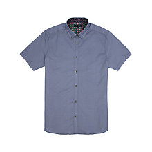 Buy Ted Baker Babshad Geometric Print Shirt Online at johnlewis.com