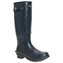 Buy Barbour Setter Rubber Wellington Boots Online at johnlewis.com