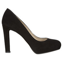 Buy Hobbs Hanna Suede Court Shoes Online at johnlewis.com