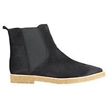 Buy Jigsaw Cleo Calf Hair Ankle Boots Online at johnlewis.com