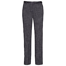 Buy Betty Barclay Four Pocket Tweed Trousers, Black Online at johnlewis.com