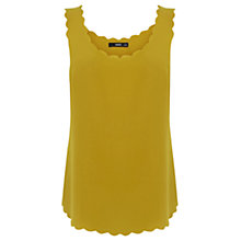 Buy Oasis Scallop Vest Top Online at johnlewis.com