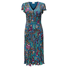 Buy East Georgina Dress, Wedgewood Online at johnlewis.com