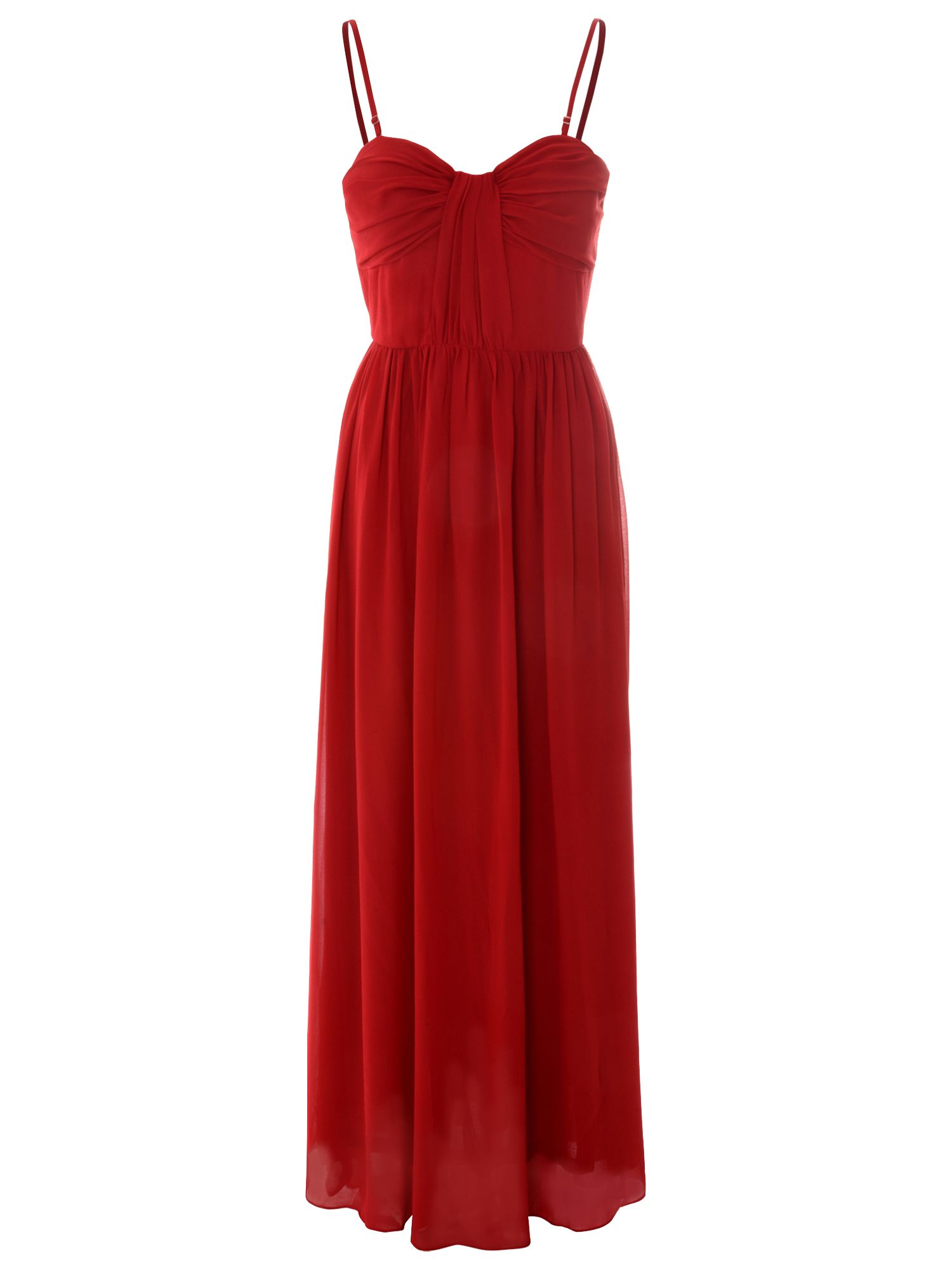 true decadence bow pleat maxi dress red, true, decadence, bow, pleat, maxi, dress, red, true decadence, 8 12 18 10 16 14, women, womens dresses, gifts, valentines day, red dress, 1619232