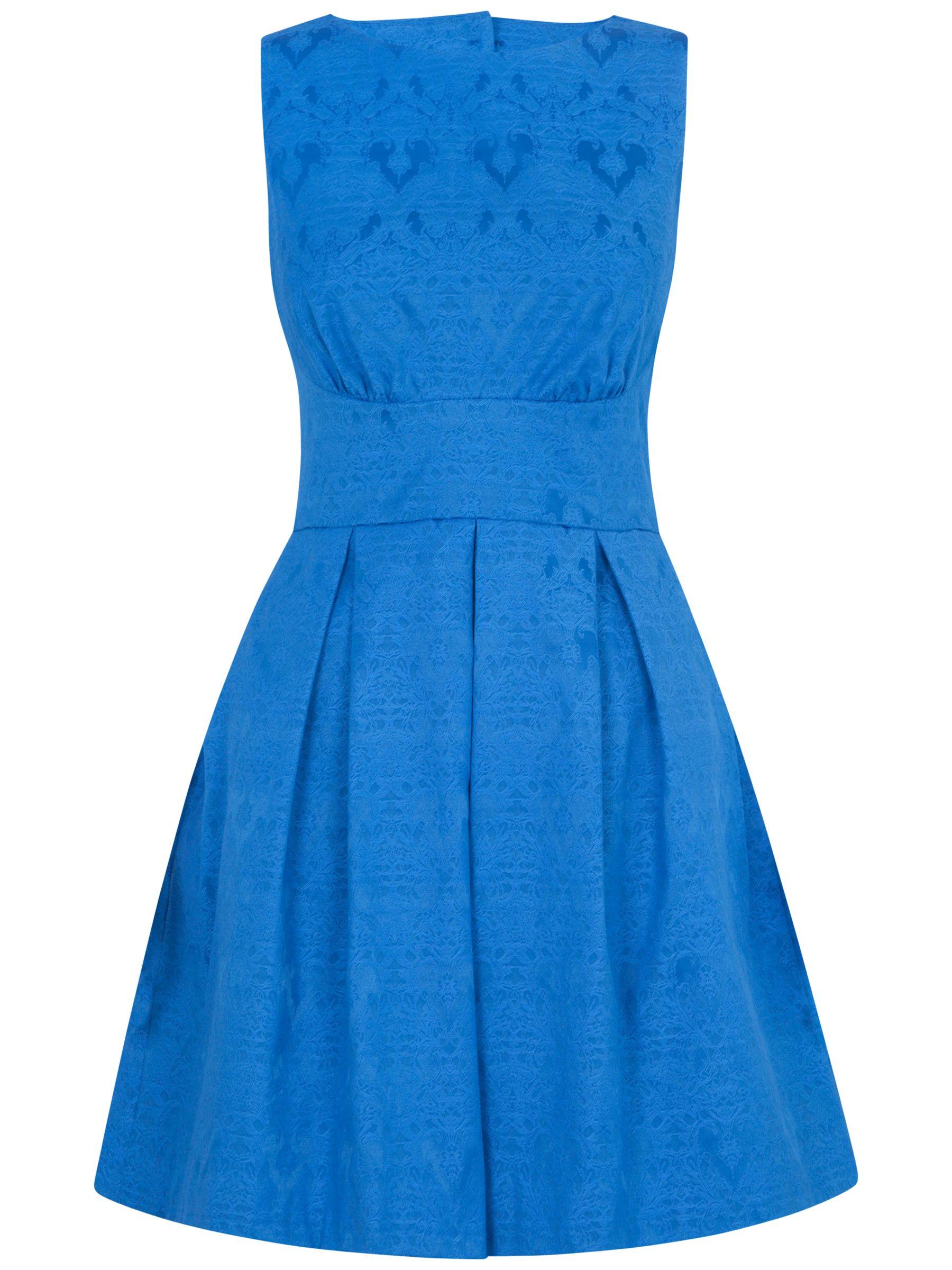 closet jacquard cut-out back dress blue, closet, jacquard, cut-out, back, dress, blue, 12|16|10|8, clearance, womenswear offers, womens dresses offers, women, womens dresses, special offers, inactive womenswear, aw14 trends, pillar box, 1621543