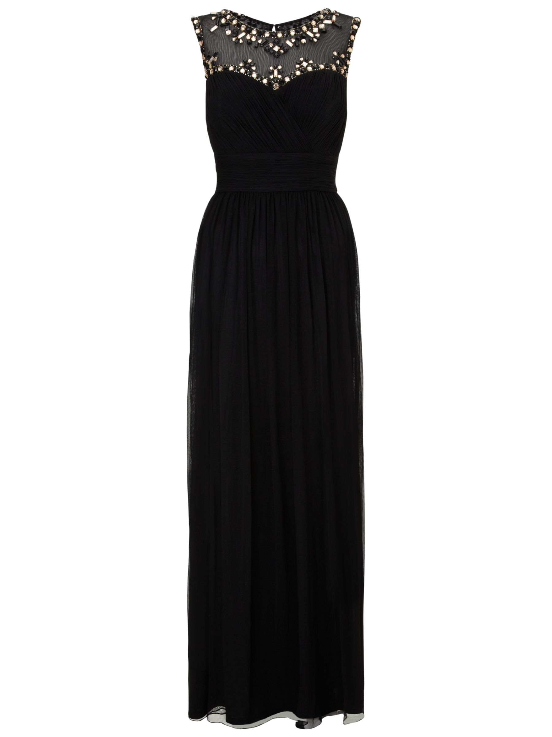 ariella talia mesh long dress black, ariella, talia, mesh, long, dress, black, 18|12|14|10|8, clearance, womenswear offers, womens dresses offers, women, inactive womenswear, new reductions, womens dresses, special offers, 1619506