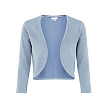 Buy Hobbs Invitation Leila Bolero, Delphinium Blue Online at johnlewis.com