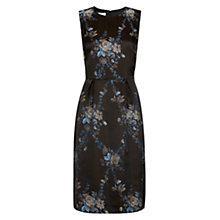 Buy Hobbs Invitation Alexa Dress, Black Online at johnlewis.com
