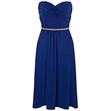 Buy Ariella Mazie Jersey Dress, Blue Online at johnlewis.com