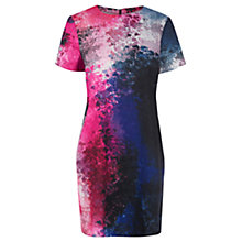 Buy Warehouse Cloud Print Dress, Red Pattern Online at johnlewis.com