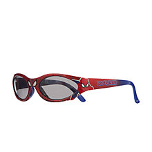 Buy John Lewis Boy Spiderman Sunglasses, Red Online at johnlewis.com