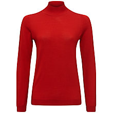 Buy Jaeger Gostwyck Merino Wool Turtle Neck Online at johnlewis.com