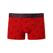 Buy Polo Ralph Lauren Classic Skull Trunks Online at johnlewis.com