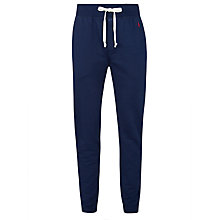 Buy Polo Ralph Lauren Jersey Sweat Pants, Navy Online at johnlewis.com