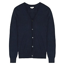 Buy Reiss Walter Wool Cardigan Online at johnlewis.com