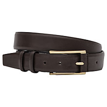 Buy Reiss Vinnie Slim Leather Belt Online at johnlewis.com