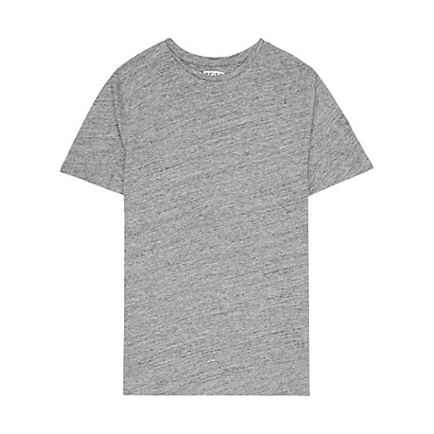 Buy Reiss Mayers Flecked Crew Neck T-Shirt Online at johnlewis.com