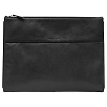 Buy Reiss Bolen Leather Document Holder Online at johnlewis.com