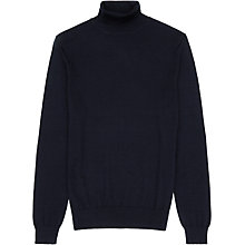 Buy Reiss Crow Wool Roll Neck Jumper Online at johnlewis.com
