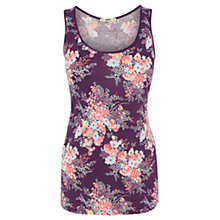Buy Oasis Parasol Print Vest, Multi Online at johnlewis.com