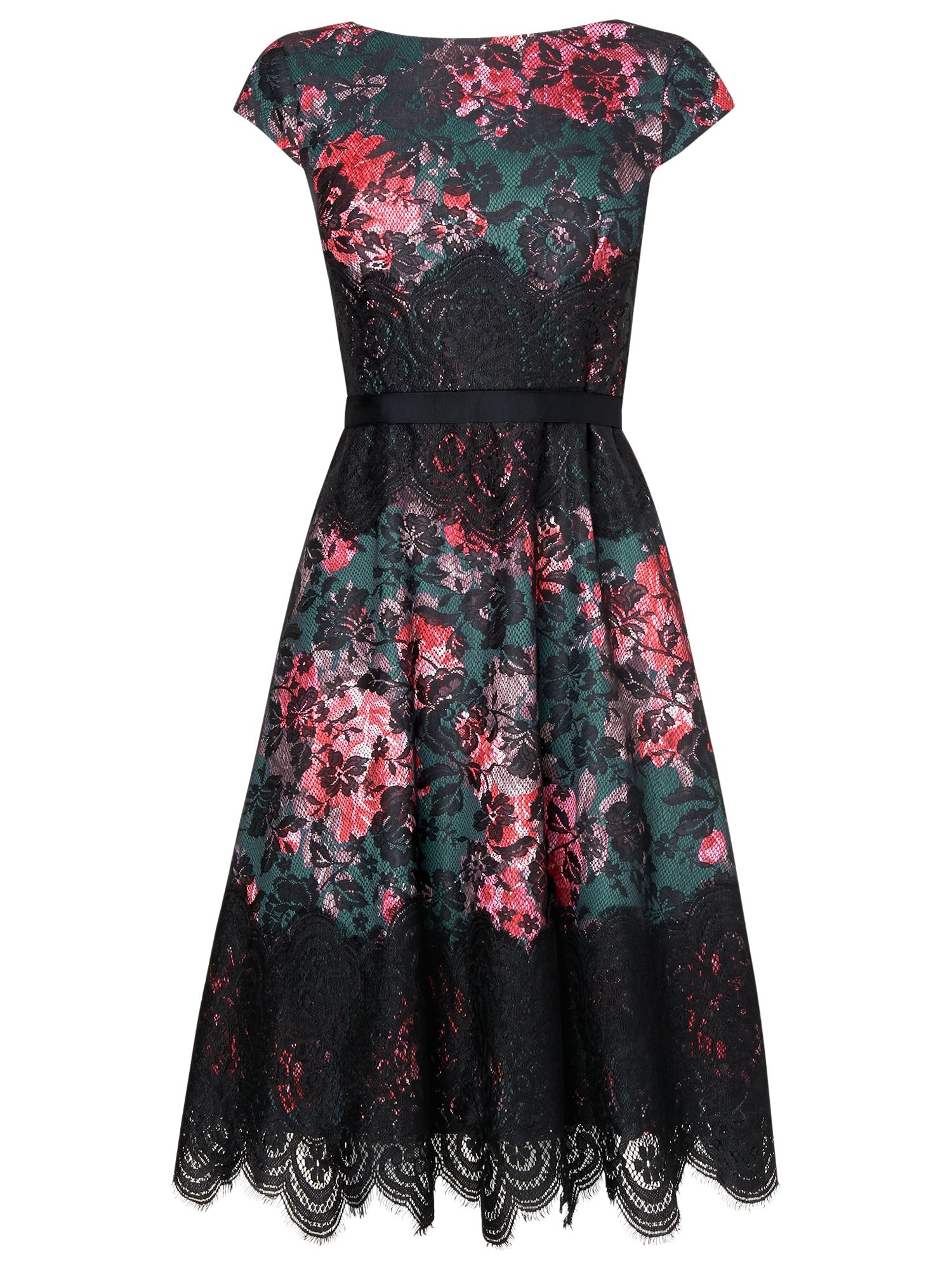 phase eight polina lace dress multi, phase, eight, polina, lace, dress, multi, phase eight, clearance, womenswear offers, womens dresses offers, women, party outfits, lace dress, womens dresses, special offers, fashion magazine, brands l-z, inactive womenswear, aw14 trends, floral bloom, 1619088